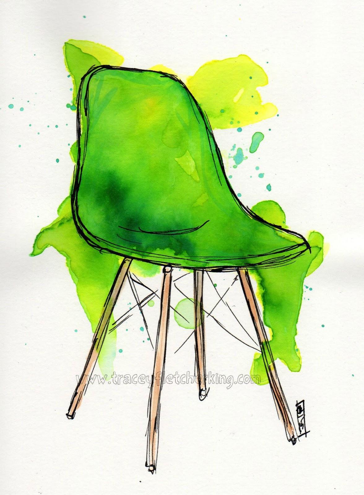 صندلی بدون دسته ناصر