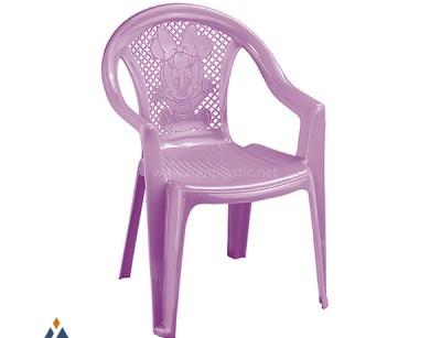صندلی پلاستیکی کودک ناصر